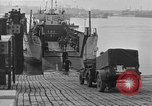 Image of American half tracks Normandy France, 1944, second 15 stock footage video 65675051424