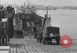 Image of American half tracks Normandy France, 1944, second 20 stock footage video 65675051424