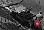 Image of American half tracks Normandy France, 1944, second 23 stock footage video 65675051424