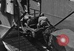 Image of American half tracks Normandy France, 1944, second 25 stock footage video 65675051424