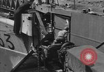 Image of American half tracks Normandy France, 1944, second 27 stock footage video 65675051424