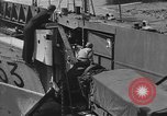 Image of American half tracks Normandy France, 1944, second 28 stock footage video 65675051424