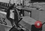 Image of American half tracks Normandy France, 1944, second 30 stock footage video 65675051424