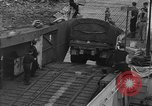 Image of American half tracks Normandy France, 1944, second 33 stock footage video 65675051424