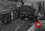 Image of American half tracks Normandy France, 1944, second 34 stock footage video 65675051424