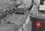Image of American half tracks Normandy France, 1944, second 40 stock footage video 65675051424