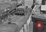 Image of American half tracks Normandy France, 1944, second 42 stock footage video 65675051424