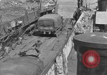 Image of American half tracks Normandy France, 1944, second 43 stock footage video 65675051424