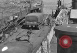 Image of American half tracks Normandy France, 1944, second 46 stock footage video 65675051424