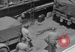 Image of American half tracks Normandy France, 1944, second 50 stock footage video 65675051424