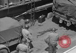 Image of American half tracks Normandy France, 1944, second 51 stock footage video 65675051424