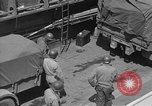 Image of American half tracks Normandy France, 1944, second 53 stock footage video 65675051424