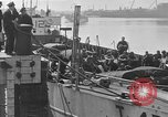 Image of American half tracks Normandy France, 1944, second 58 stock footage video 65675051424