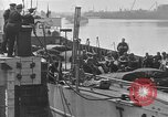 Image of American half tracks Normandy France, 1944, second 59 stock footage video 65675051424