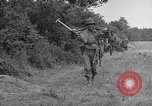 Image of American soldiers Cherbourg Normandy France, 1944, second 7 stock footage video 65675051430