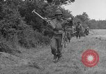 Image of American soldiers Cherbourg Normandy France, 1944, second 8 stock footage video 65675051430