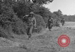 Image of American soldiers Cherbourg Normandy France, 1944, second 14 stock footage video 65675051430