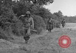 Image of American soldiers Cherbourg Normandy France, 1944, second 15 stock footage video 65675051430