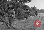 Image of American soldiers Cherbourg Normandy France, 1944, second 17 stock footage video 65675051430