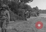 Image of American soldiers Cherbourg Normandy France, 1944, second 18 stock footage video 65675051430