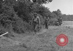 Image of American soldiers Cherbourg Normandy France, 1944, second 19 stock footage video 65675051430