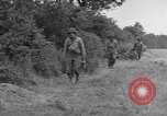 Image of American soldiers Cherbourg Normandy France, 1944, second 20 stock footage video 65675051430