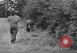 Image of American soldiers Cherbourg Normandy France, 1944, second 43 stock footage video 65675051430