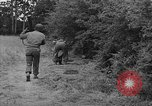 Image of American soldiers Cherbourg Normandy France, 1944, second 44 stock footage video 65675051430