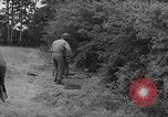 Image of American soldiers Cherbourg Normandy France, 1944, second 47 stock footage video 65675051430