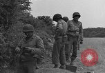 Image of American soldiers Cherbourg Normandy France, 1944, second 5 stock footage video 65675051431