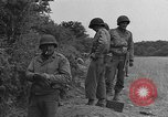 Image of American soldiers Cherbourg Normandy France, 1944, second 6 stock footage video 65675051431