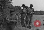 Image of American soldiers Cherbourg Normandy France, 1944, second 7 stock footage video 65675051431