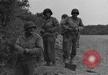 Image of American soldiers Cherbourg Normandy France, 1944, second 9 stock footage video 65675051431