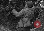 Image of American soldiers Cherbourg Normandy France, 1944, second 19 stock footage video 65675051431