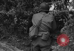 Image of American soldiers Cherbourg Normandy France, 1944, second 25 stock footage video 65675051431