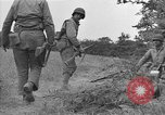 Image of American soldiers Cherbourg Normandy France, 1944, second 41 stock footage video 65675051431