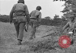 Image of American soldiers Cherbourg Normandy France, 1944, second 42 stock footage video 65675051431