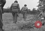 Image of American soldiers Cherbourg Normandy France, 1944, second 43 stock footage video 65675051431