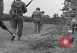 Image of American soldiers Cherbourg Normandy France, 1944, second 46 stock footage video 65675051431