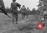 Image of American soldiers Cherbourg Normandy France, 1944, second 47 stock footage video 65675051431