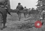 Image of American soldiers Cherbourg Normandy France, 1944, second 49 stock footage video 65675051431