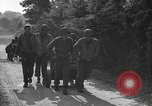 Image of American soldiers Cherbourg Normandy France, 1944, second 5 stock footage video 65675051432