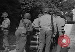 Image of American soldiers Cherbourg Normandy France, 1944, second 19 stock footage video 65675051432