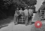 Image of American soldiers Cherbourg Normandy France, 1944, second 22 stock footage video 65675051432