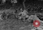Image of American soldiers Cherbourg Normandy France, 1944, second 31 stock footage video 65675051432
