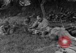 Image of American soldiers Cherbourg Normandy France, 1944, second 32 stock footage video 65675051432