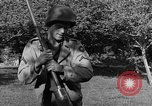 Image of American soldiers Cherbourg Normandy France, 1944, second 56 stock footage video 65675051432