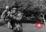 Image of American soldiers Cherbourg Normandy France, 1944, second 57 stock footage video 65675051432