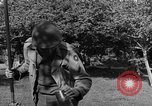 Image of American soldiers Cherbourg Normandy France, 1944, second 58 stock footage video 65675051432