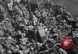 Image of American soldiers arriving in England during World War 2 United Kingdom, 1944, second 25 stock footage video 65675051438